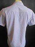 Рубашки в мелкую клетку на лето для мужчин., фото 4