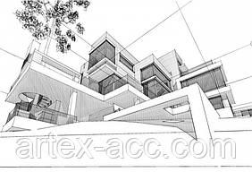 Эскизный проект фасадов