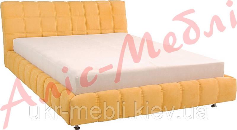 Кровать двуспальная Люкс 160х200, Алис-м