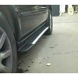 Боковые пороги Toyota Highlander 2012 , фото 2