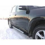 Боковые пороги Toyota Highlander 2012 , фото 4