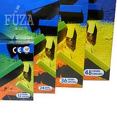Набор сухой пастели MUNGYO, 24 цв., MP-24, фото 2