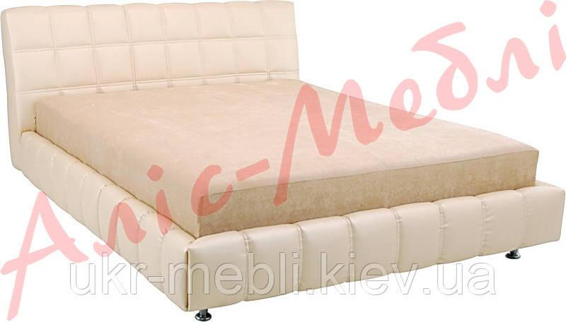 Кровать двуспальная Люкс 180х200, Алис-м
