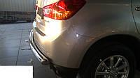 Задняя дуга, защита Mitsubishi ASX (2010+)
