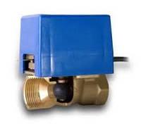 """Двухходовой клапан SF 15-2 1/2"""" kvs=6,0 (с возвратной пружиной и электроприводом)"""