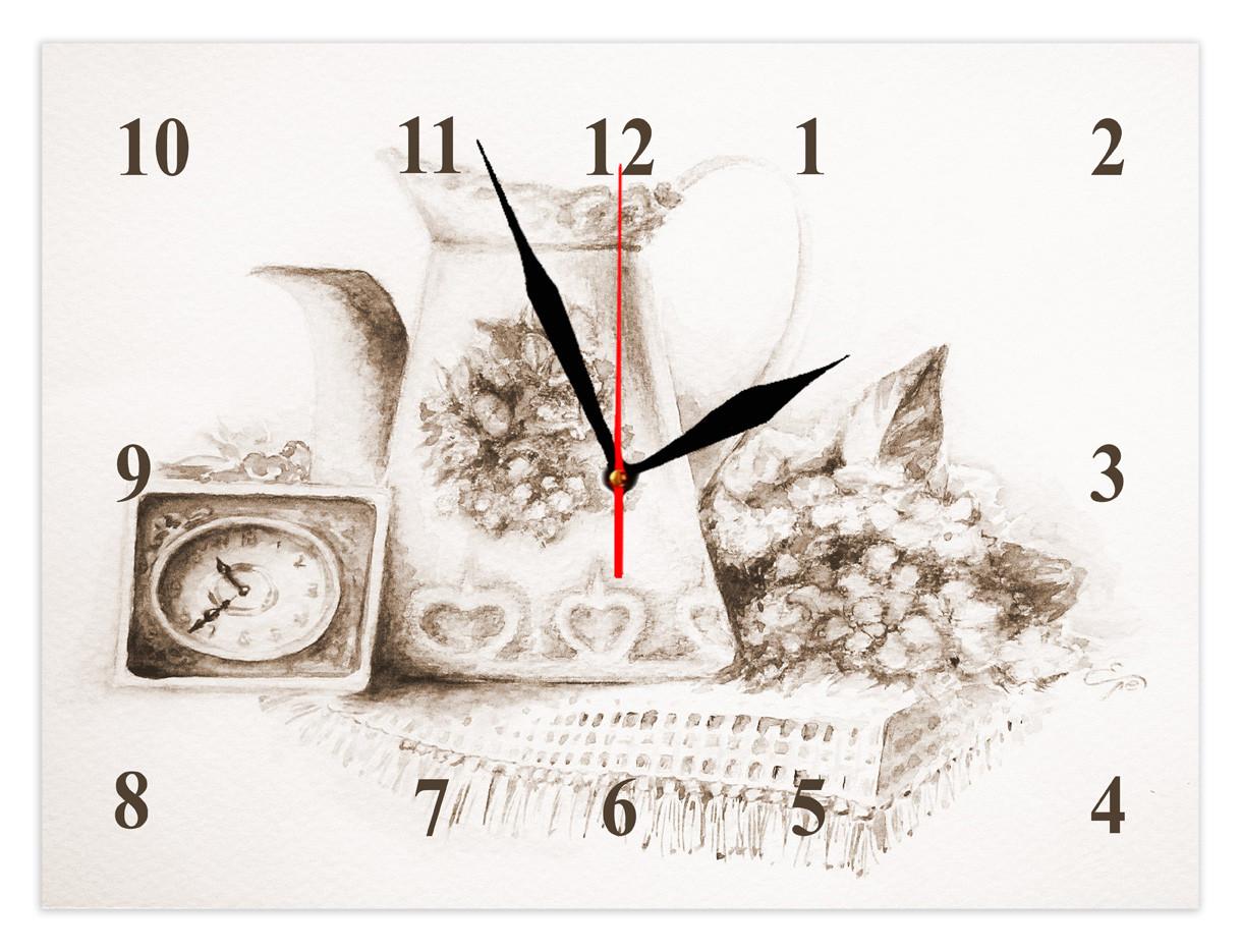 "Настенные часы ""Для кухни""  кварцевые"