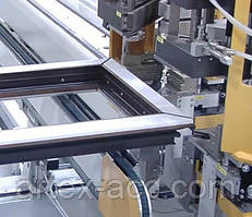 Производство алюминиевых ОКОН