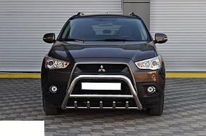 Кенгурятник Mitsubishi ASX
