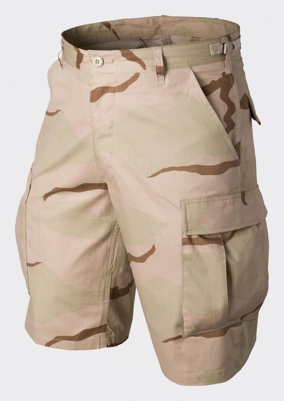 Шорты тактические Helikon-Tex® BDU Shorts CR - US Desert