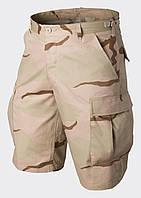Шорты тактические Helikon-Tex® BDU Shorts CR - US Desert, фото 1