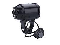 Велосипедный звонок-сигнализация SunDing SD-603