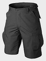 Шорты тактические Helikon-Tex® BDU Shorts PR - Черные