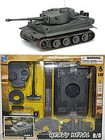 Сборная модель Heavy Metal 61525 танк TIGER 1  на батарейке 1:32