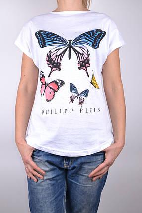 Женская футболка Бабочки (W863/2) | 3 шт., фото 2