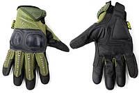 Перчатки тактические MECHANIX MPACT 3 (Green)