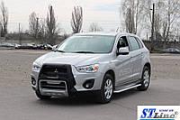Боковые площадки Premium Mitsubishi ASX (2013+)