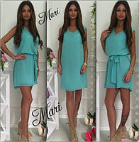 Платье мультишифон, фото 1