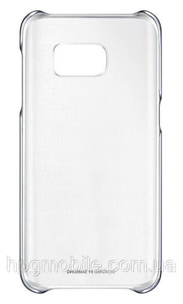 Чехол оригинальный для Samsung Galaxy S7 G930 - Samsung Clear Cover, черный (EF-QG930CBEGRU) - HPG Mobile. Мобильные запчасти, аксессуары и другие товары по лучшим ценам в Харькове