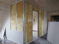 Монтаж стен из гипсокартона в Херсоне