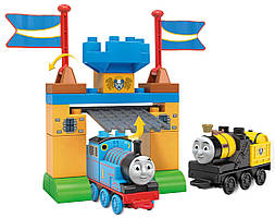 Mega Bloks Thomas & Friends Томас и Стефан серии Томас и друзья Thomas Stephen Playset