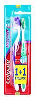 Зубная щетка Colgate Масажёр 1+1