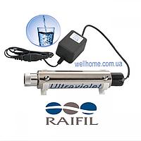 Ультрафиолетовый стерилизатор Raifil, фото 1