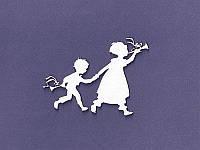 Чипборд набор от студии Про Свет — Дети, 1 шт