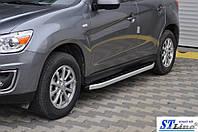 Боковые площадки Fulmond Mitsubishi ASX (2013+)