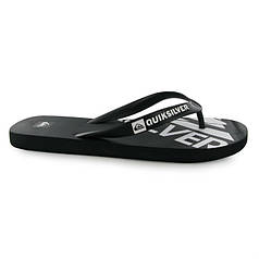 Шлепки Quiksilver Logo Flip Flops Mens