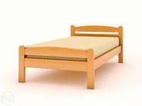 """Односпальная кровать """"Вега""""  массив дерева 190*80 24, 200.0, 1, 250, Нет, Нет, Украина, +600 грн к цене, Бук натуральный, +500 грн к цене, +1000 грн. к цене"""