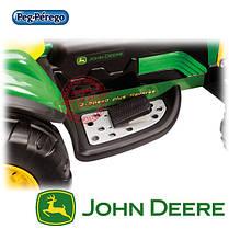 Экскаватор John Deere Power Pull Peg Perego Igor0068, фото 3