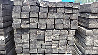 Деревянная шпала  некондиция  тип 2А пропитанная