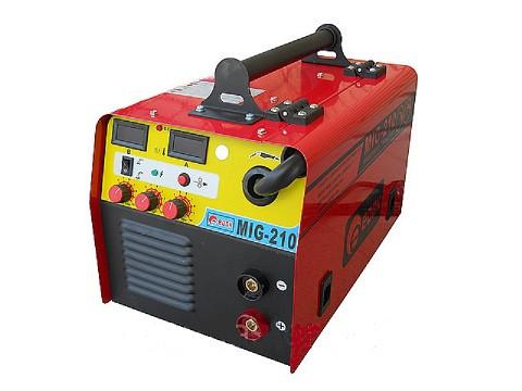 Сварочный инверторный полуавтомат Edon MIG-210 (NEW)