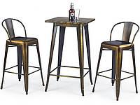 Барный стол SB-8 медный Halmar