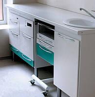 Мебель для стоматологии под заказ с установкой