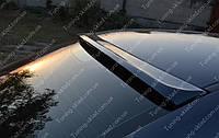 Спойлер на стекло Ford Focus 2 седан (спойлер на заднее стекло Форд Фокус 2 козырек)