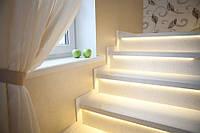 Отделка лестниц искусственным камнем, фото 1