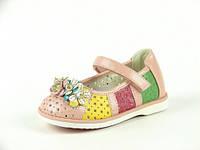 Детские туфли детские Шалунишка:100-133. С 19р по 24р