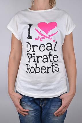 Женская футболка I love Pirate (W863/11) | 3 шт., фото 2