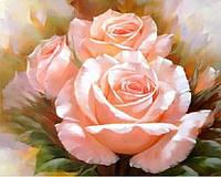 Набор алмазной вышивки Три розы KLN 30 х 40 см (арт. FS181)