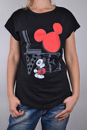 Женская футболка Love Mickey (W863/19)   3 шт., фото 2