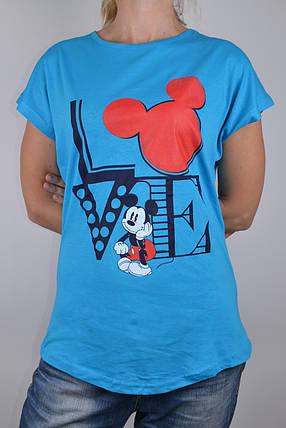 Женская футболка Love Mickey (W863/21) | 3 шт., фото 2