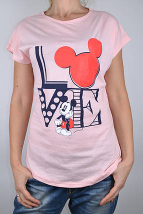 Женская футболка Love Mickey (W863/22) | 3 шт., фото 2