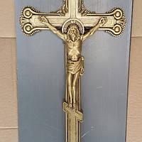 Кресты для памятников и надгробий из полимерного камня