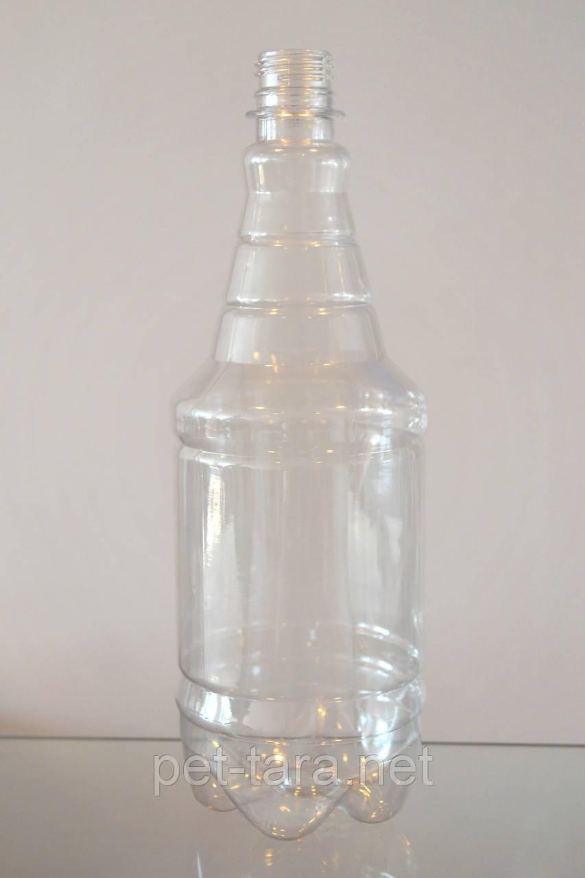 Пет пляшка 1л