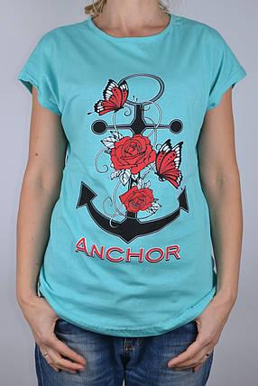 Женская футболка Anchor (W863/26) | 3 шт., фото 2