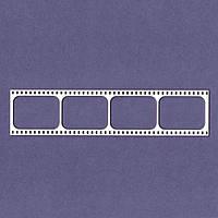 Чипборд Wycinanka — Рамка четыре кадра средняя, 1  шт