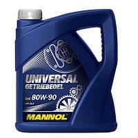 Трансмиссионное масло MANNOL Universal Getriebeoel 80W-90 1л