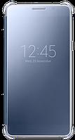 Чехол для Samsung Galaxy A7 (A710 2016) - Clear View Cover, черный (EF-ZA710CBEGRU)