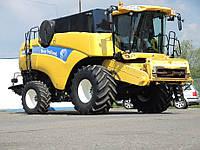 Комбайн зерноуборочный New Holland CX 8090 ELEVATION, 2008 год